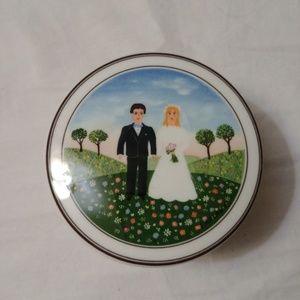 Villeroy & Boch Wedding Bride And Groom Wedding